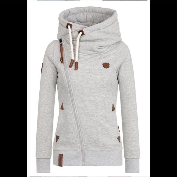 Naketano Zipped Jacket Family Biz VIII Hoodie Med